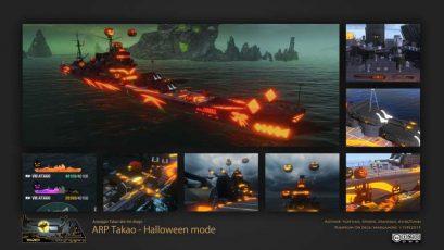 ARP Takao Halloween