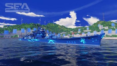 ARP Takao(Atago) Blue